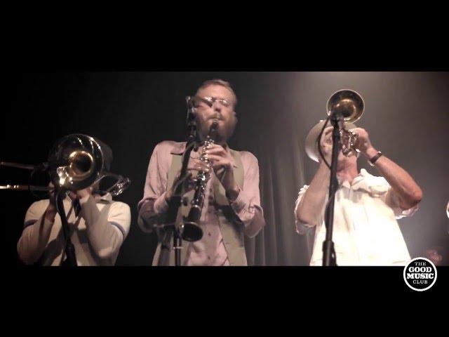 WINO VINO - Dark Eyes II  LIVE at The Good Music Club
