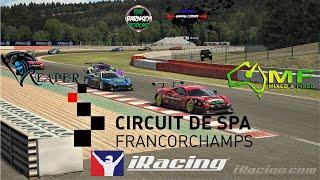 Brewer's Gaming Corner: AMF GT Series: Season 9, Round 5 At Circuit de Spa-Francorchamps - GP