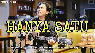 Hanya Satu Darmansyah Cover Amrinal Rasadi Nostalgia Lagu Malaysia
