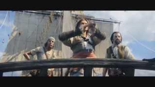 Assassin's Creed 4 Black Flag,DUBSTEP Trailer(Ассасинс Крид 4 Черный флаг,ДАБСТЕП Трейлер)