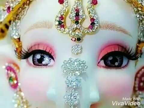 cute ganesha idols ganesh chaturthi decoration ideas youtube