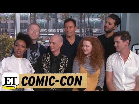 'Star Trek: Discovery' Cast Reveals Spock Family Surprise Dishes On Female Captain Perspective