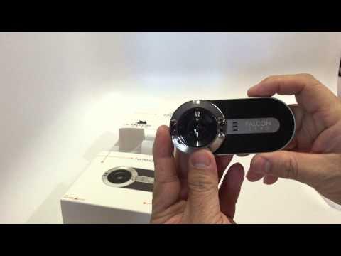 Falcon Zero F170 64GB 1080p Full-HD 170° Angle Car DVR Dashcam Camcorder W/ GPS