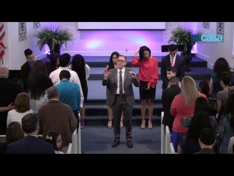 Culto De Adoración - 04-28-18 - Elegidos Desde La Eternidad - Pr. Joel Barrios