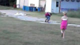 Boy Scout Catapult Take 1