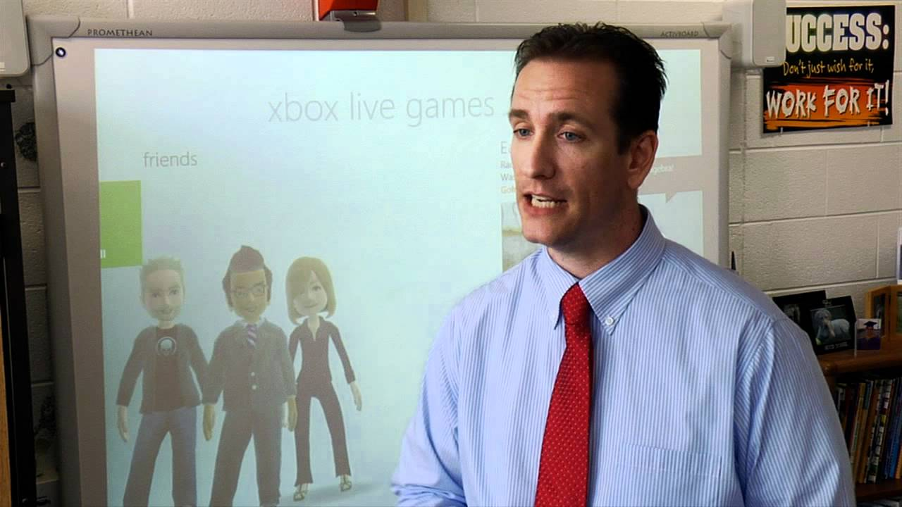 Kinect In Classrooms  KinectEDucation