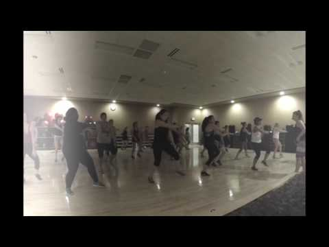 """Shake Ya Tailfeather"" by Murphy Lee, Nelly, & P. Diddy Dance Fitness - Zumba"