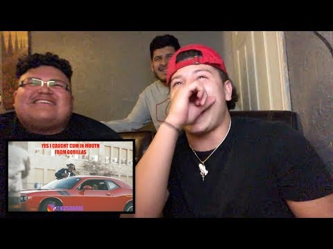 REACTION TO TEE GRIZZLEY-FIRST DAY OUT OF THE CLOSET!!