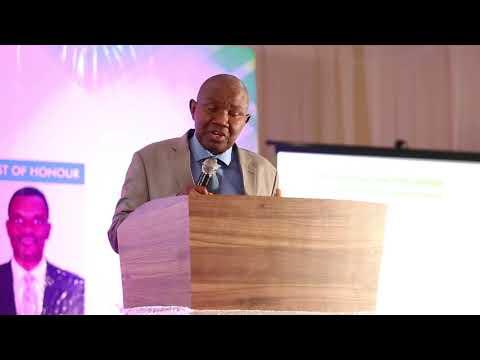 Mr Sunday Bammeke   Moringa Export Launch