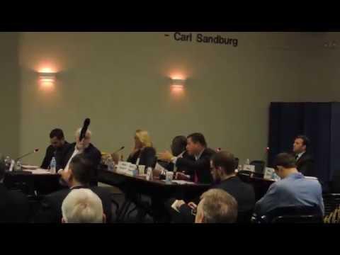 Pinellas Legislative Delgn on stormwater: WMNF News 2