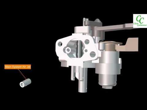Carburetor Animation