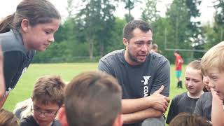 Making a Difference On and Off the Field | Volunteer Youth Sports Coaches