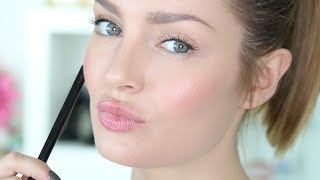 Quick & Simple Office Appropriate Makeup!