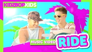 KIDZ BOP Kids – Ride (Official Music Video) [KIDZ BOP 33]