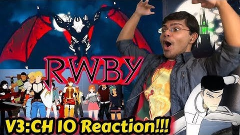 rwby volume 3 chapter 10 reaction execute order 66
