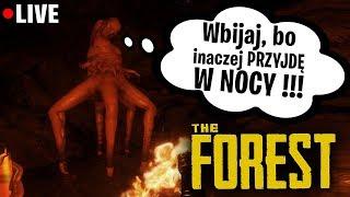 ✪ MUTANTY NADCHODZĄ !!!  ✪  THE FOREST || LIVE (start: 18:30) - Na żywo