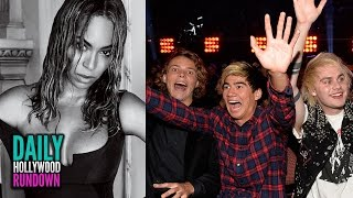 "Beyonce NO PANTIES ON In Vogue - 5SOS ""Fly Away"" New Single (DHR)"