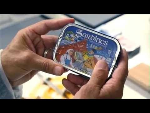 La boîte de conserve à toutes les sauces   Documentaire 2015 HD