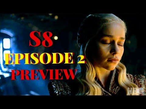 Game Of Thrones S8 E2 Preview Trailer Breakdown Season 8 Episode 2 Promo