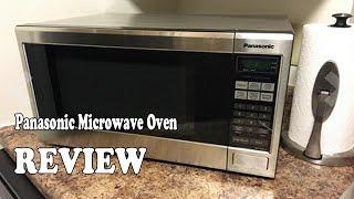 Panasonic Microwave Oven NN-SN686S - REVIEW 2019