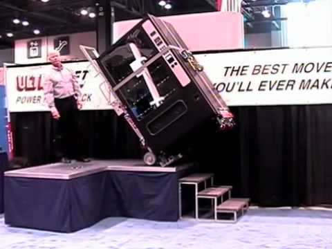 The Best Way Air Ez Moves Appliances Up Amp Down Stairs Wmv