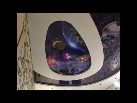 Звездное небо 3D