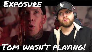 [Industry Ghostwriter] Reacts to: Tom MacDonald- Exposure - Tom out here exposing everyone!?!
