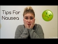 Top 5 Tips For Dealing With - PREGNANCY  NAUSEA