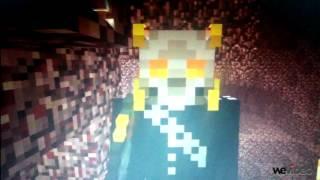 Minecraft-GHOST RIDER