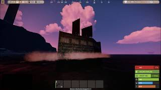 Rust Pirate Ship Roleplaying