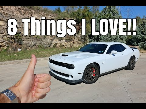 8 Things I LOVE About My HELLCAT Challenger
