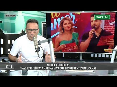 Carlos Galdós: ¿Tú Crees Que Algo Que Conduce Nicola Porcella Puede Funcionar?