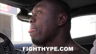 ANDRE BERTO CLOWNS VICTOR ORTIZ; WANTS ORTIZ, GUERRERO, & SOTO IN A YEAR TO CLEAN SLATE