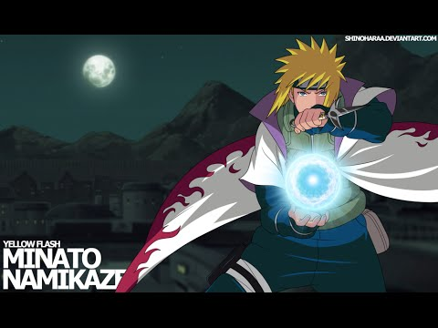 Jutsu Baru Minato Namikaze - Ninja Terhebat Dan Terjenius? Jika Ia Masih Hidup