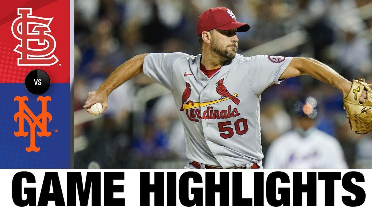 Download Cardinals vs. Mets Game Highlights (9/13/21) | MLB Highlights