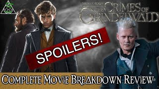 Fantastic Beasts The Crime of Grindelwald