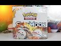 Opening A Pokemon Sun & Moon Booster Box Part 1