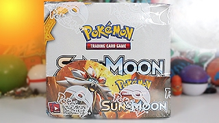 Opening A Pokemon Sun & Moon Booster Box Part 1