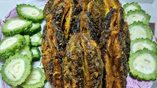 इस नए तरीके से बनाए भरवां करेले तो बड़े ही नहीं छोटे भी मांगकर खाएंगे | Karela Ghar par kaise banaye