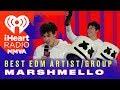 Marshmello S Identity Is Revealed 2018 IHeartRadio MMVA mp3