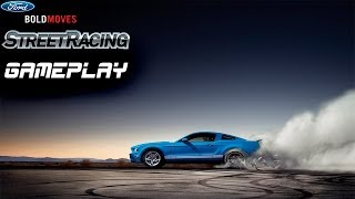FORD BOLD MOVES STREET RACING - PSP - Gameplay / Review - ¡A por el STV Adrenalin!