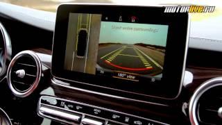 Тест-драйв Mercedes Benz V Class