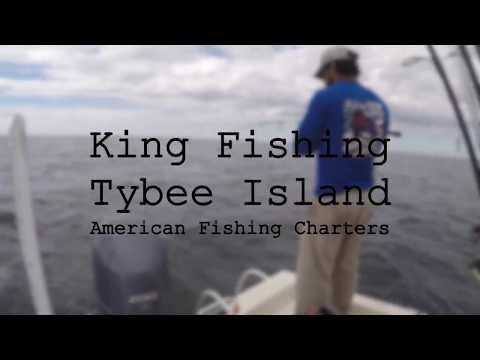 November Tybee Island Kingfish Fishing Report American Fishing Charters