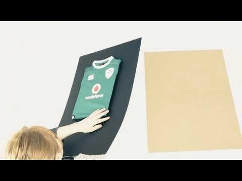 Diy Sports Shirt Frames Tutorial Youtube