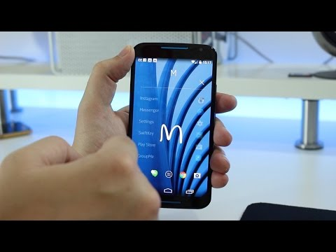 Nokia Z Launcher for Android review