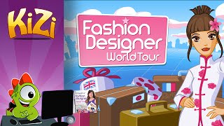 Fashion Designer World Tour Full Gameplay