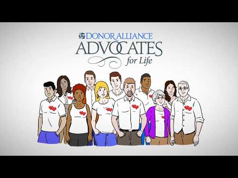 Donate Life Wyoming - How Can I Help?