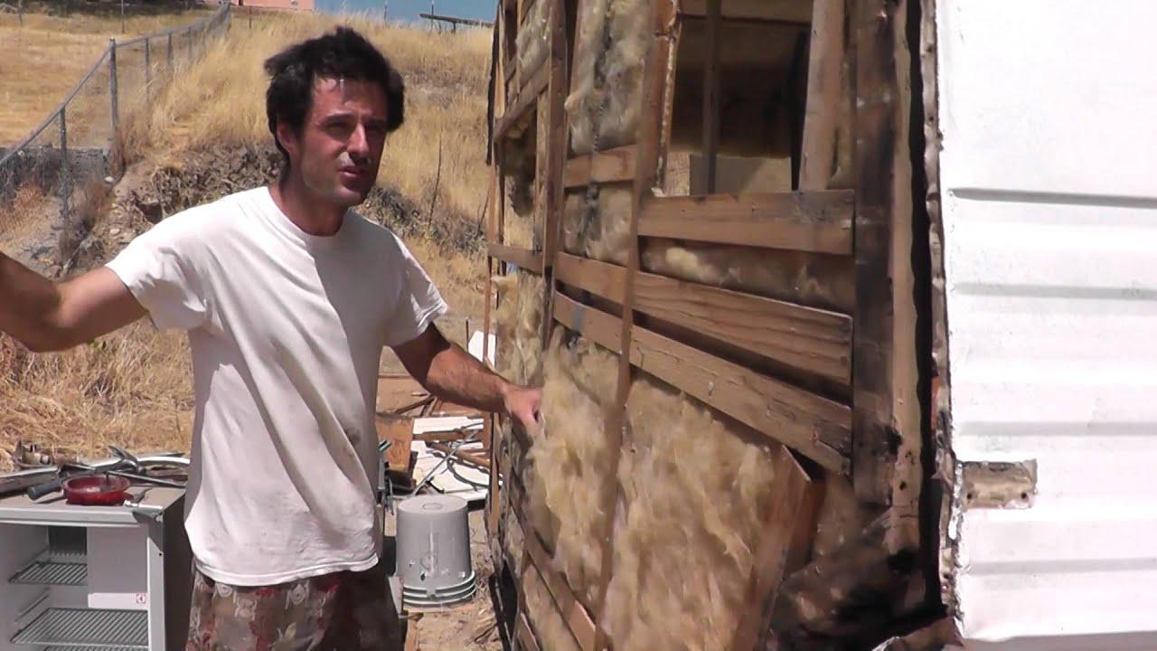 Vintage Shasta Camper Trailer Restoration Part 2 Lets