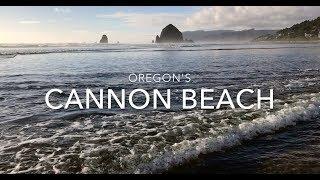 Oregon's Cannon Beach
