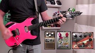 5 dean custom zone project guitar
